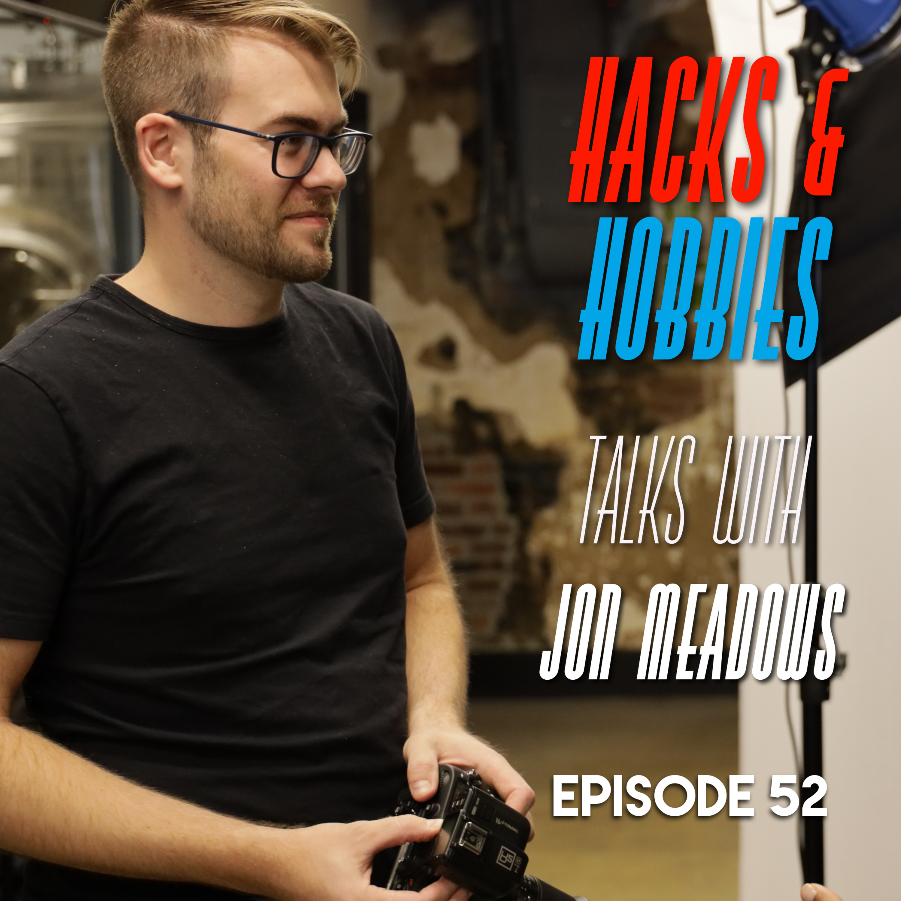 E152 – Jon Meadows – Highend Headshot Photographer