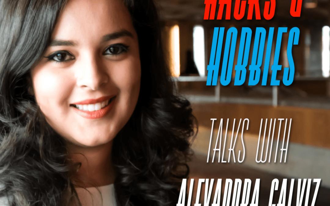 E205 – Alexandra Galviz – LinkedIn Top Voice UK 2017, 2018 – LinkedInLocal Co-Creator and Speaker.