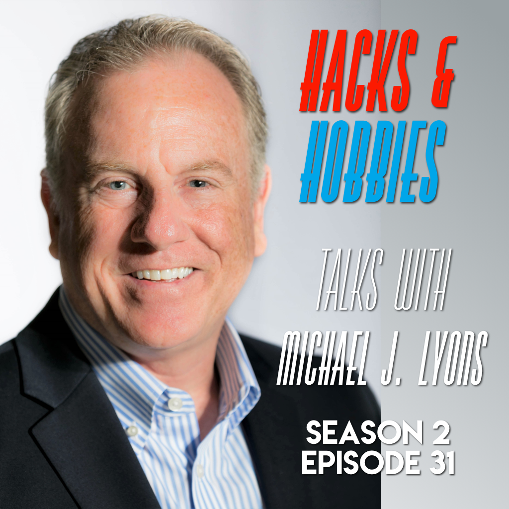 E231 – Michael J. Lyons – How to believe in yourself and bring daydreams into reality
