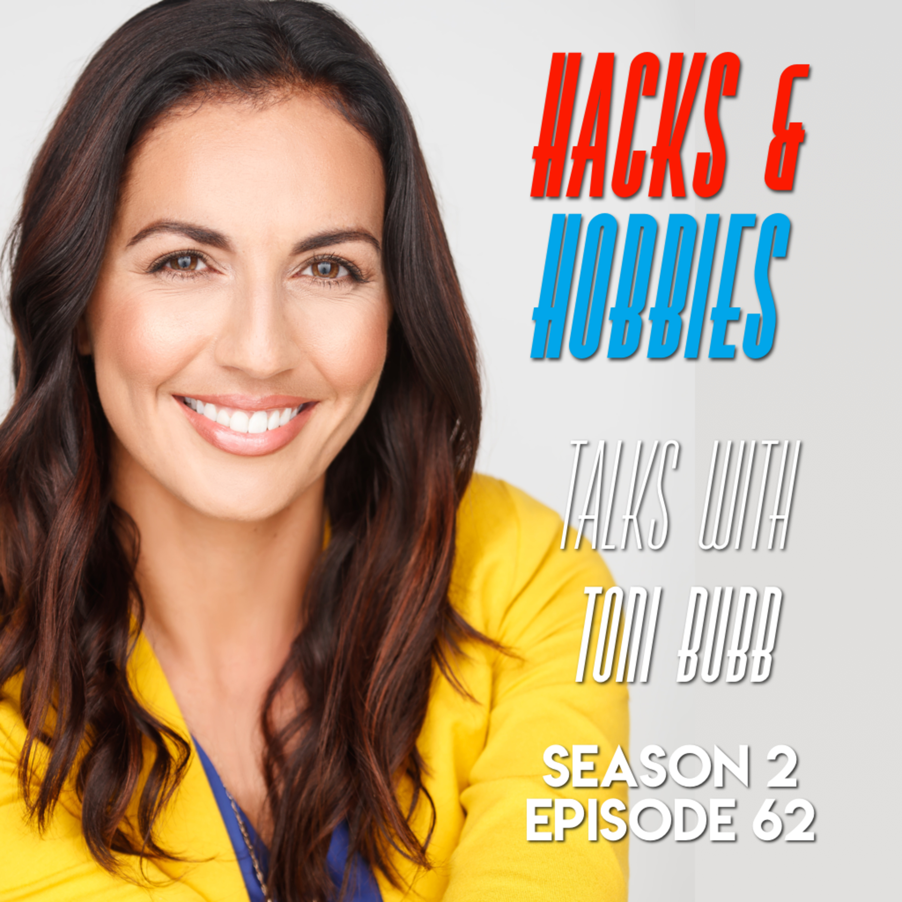 E262 – Toni Bubb – How to live life to the fullest by loving yourself.