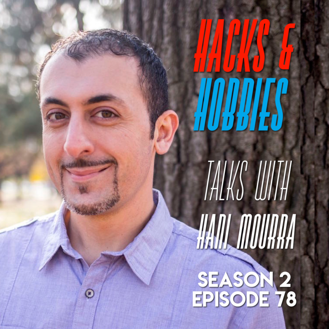E278 – Hani Mourra – How to build applications that solve your own problem and help others in the process