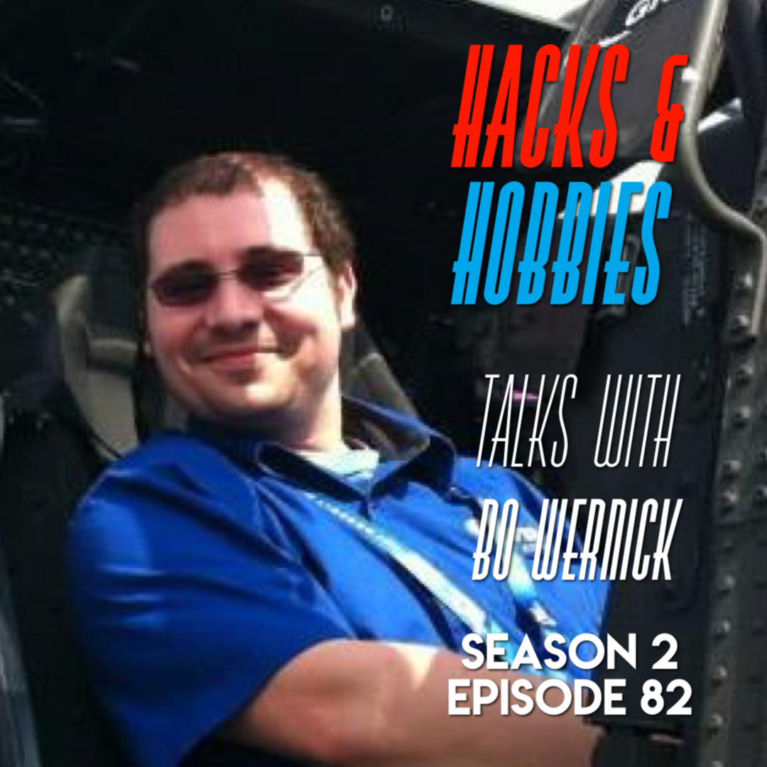 E282 – Bo Wernick – How to bring your ideas to reality at your local MakerSpace – NoVA Labs