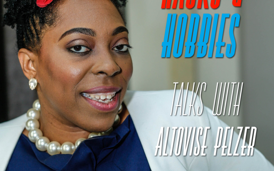 E288 – Altovise Pelzer – How to push through all of the odds and see what's waiting for you on the other side.