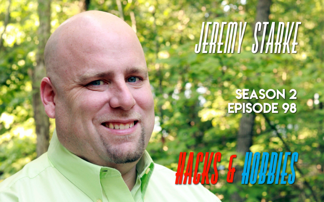E298 – Jeremy Starke – How he found and grew his side hustle with retail arbitrage