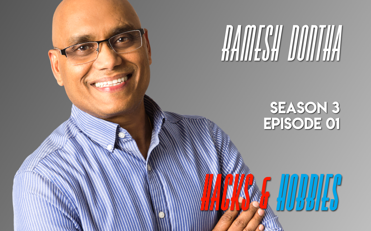 E301 – How to launch a Startup in 60-minutes with Ramesh Dontha.