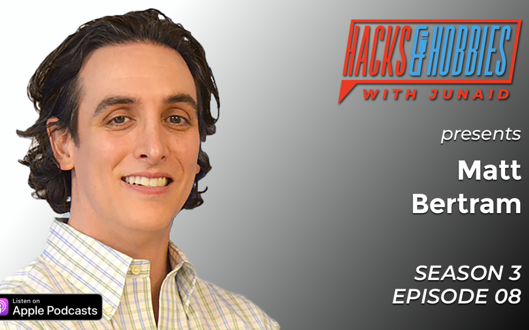 E308 – Matt Bertram – How to use digital marketing to grow your business.