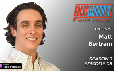 E308 – Matt Bertram – How to use digital marketing to grow your business.