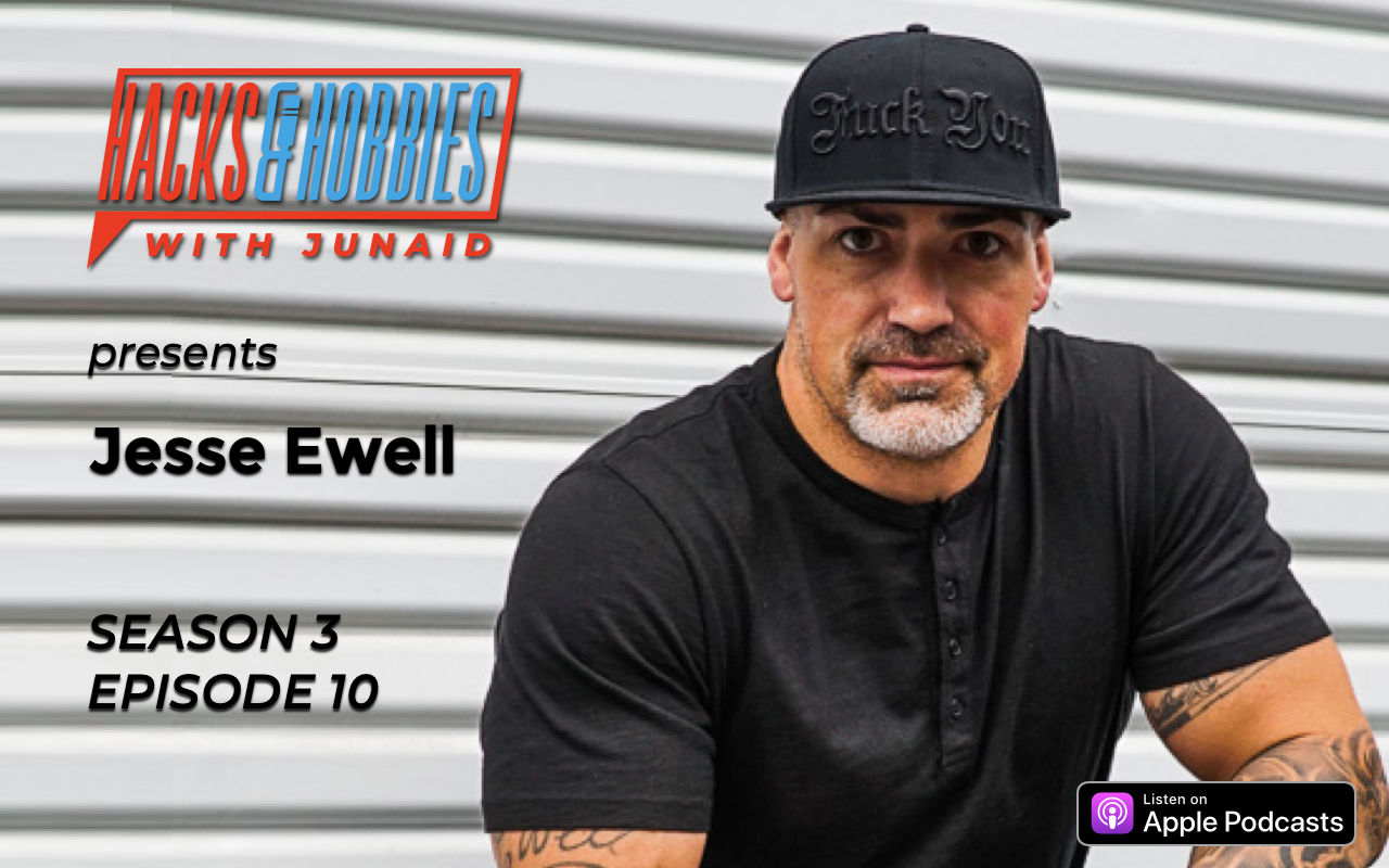 e310 – Jesse Ewell – Habit based lifestyle and what it really means to build habits.