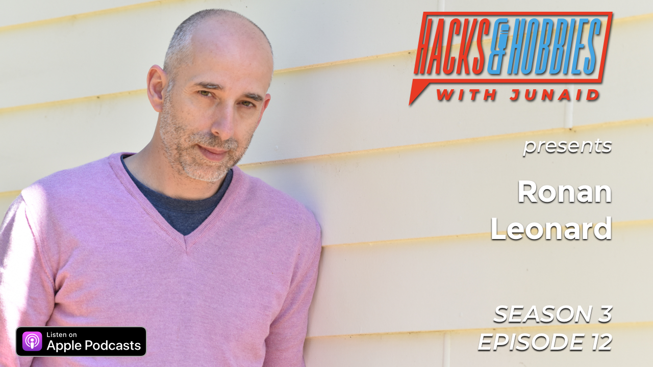 E312 – Ronan Leonard – How to launch your own Mastermind program