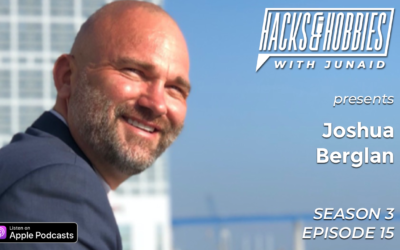 E315 – Joshua Berglan – How to be grateful against all odds and be the Voice for the voiceless.