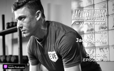 E318 – Jacob Levin – How to win by making mistakes in fitness