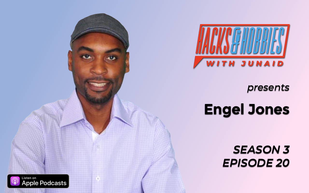 E320 – Engel Jones – How to find your own unique real self.