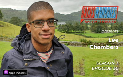 E330 – Lee Chambers – How to build habits and mindset to propel forward and gain momentum