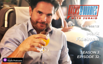 E332 – Mark Fidelman – How to become an influencer using the digital brand building methods