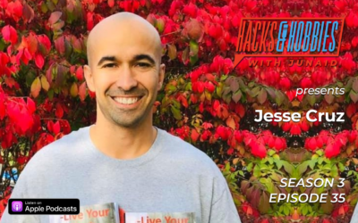 E335 – Jesse Cruz – How to Live your DASH by Intentionally Defining your Purpose.