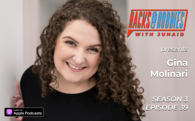 E339 – Gina Molinari – How to communicate, confidently and consistently now that you're an entrepreneur.