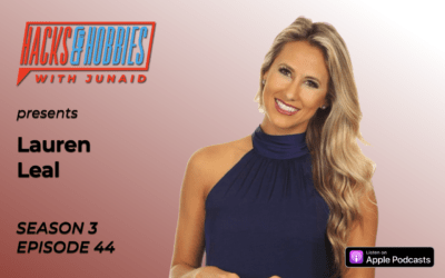 E344 – Lauren Leal – How to hone in on your energy and talent to level up
