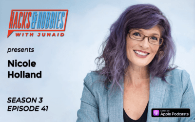 E341 – Nicole Holland – How to launch a podcast that convert