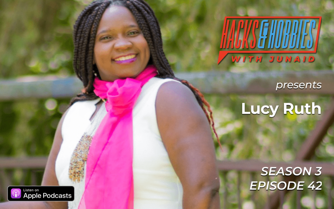 E342 – Lucy Ruth – How To Overcome Depression And Heal Through Communication