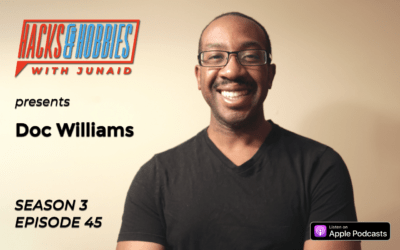 E345 – Doc Williams – How a Healthcare Assistant Pivoted to SaaS expert through Digital Marketing