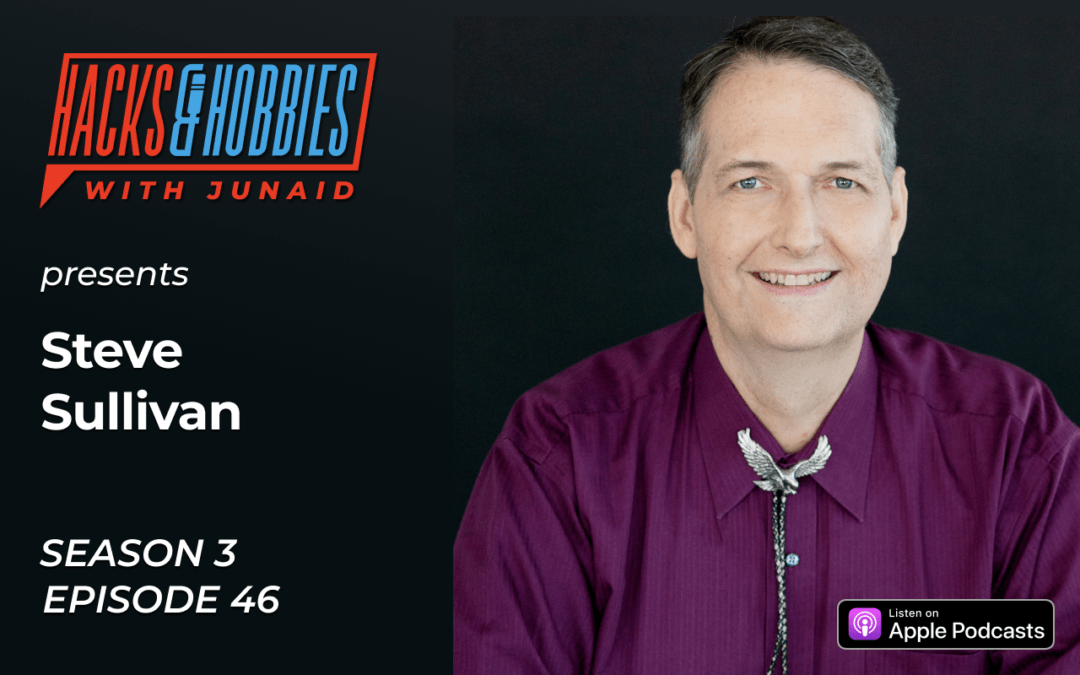 E346 – Steve Sullivan – How to focus on your strengths and maximize efficiency.