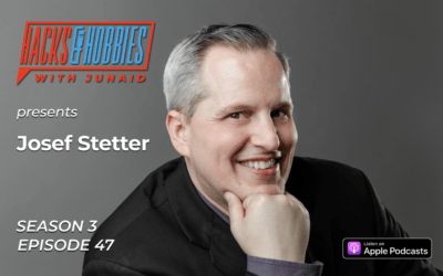 E347 – Josef Stetter – How to land the perfect job by simply being yourself.