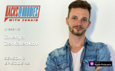 E348 – Zhenya Zerkalenkov – How to drive massive traffic to your website with Pinterest