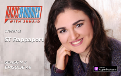 E349 – ST Rappaport – How to overcome challenges through relationship photography.