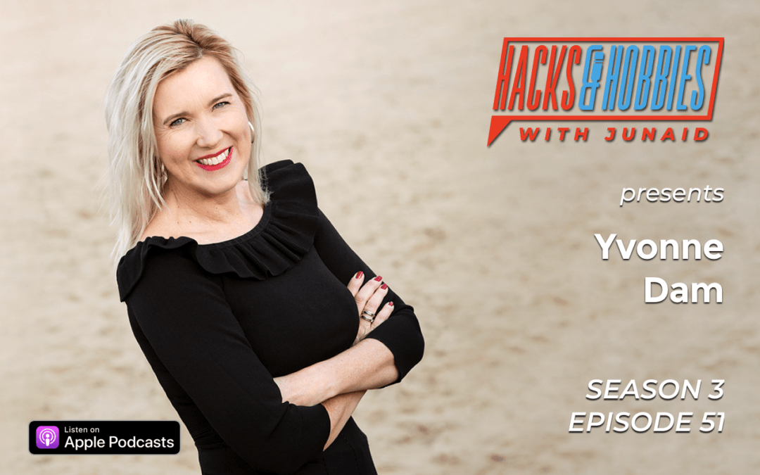 E351 – Yvonne Dam – How burnouts make the best coaches, helping double your business with half the effort