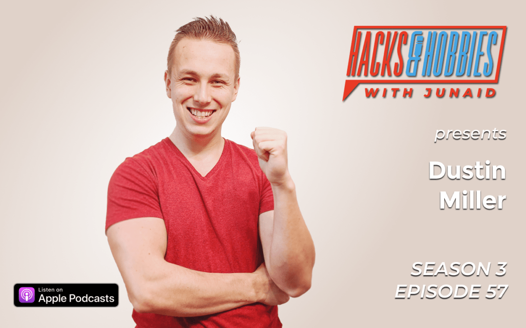 E357 – Dustin Miller – How to Create your own reality with Polymath