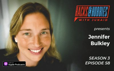 E358 – Jennifer Bulkley – How to speak in front of the camera and ultimately your audience