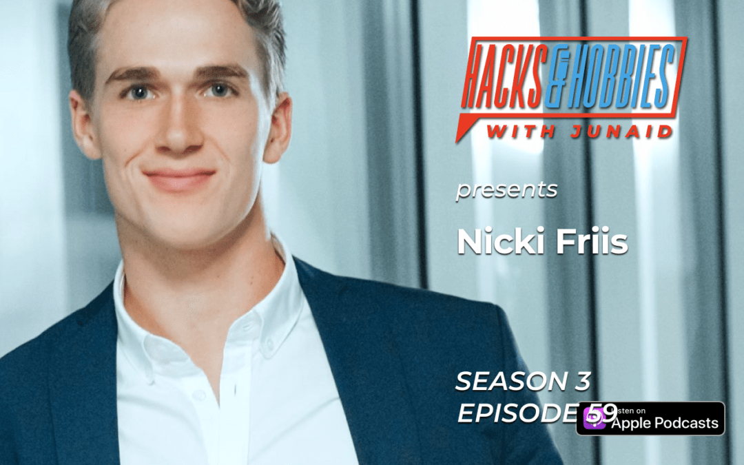 E359 – Nicki Friis – How Entrepreneurs Can Get The Most Value Out Of Their Ideas And Experiences