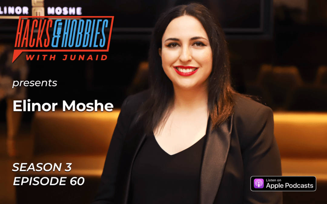 E360 – Elinor Moshe – How to be a thought leader in the Construction industry