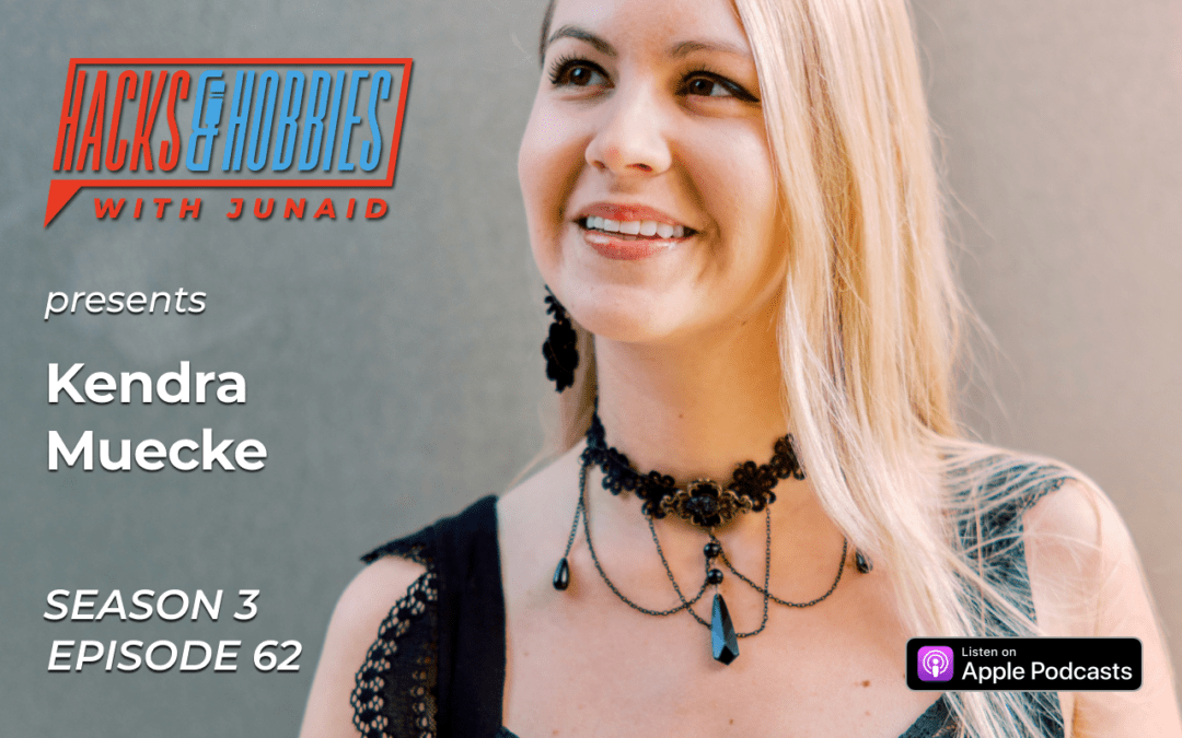 E362 – Kendra Muecke – How to Explore Yourself with the Power of Music