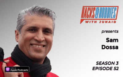E352 – Sam Dossa – How to operate efficiently by enhancing your emotional intelligence