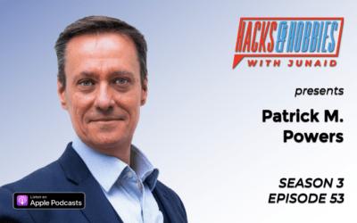 E353 – Patrick M. Powers – How To Conquer Fear Of Public Speaking