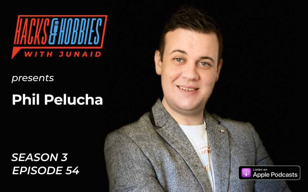 E354 – Phil Pelucha – How to be profitable in your business with relationships and referrals