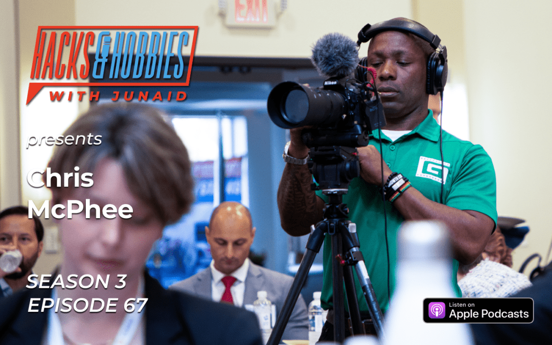 E367 – Chris McPhee – How to become a successful media entrepreneur