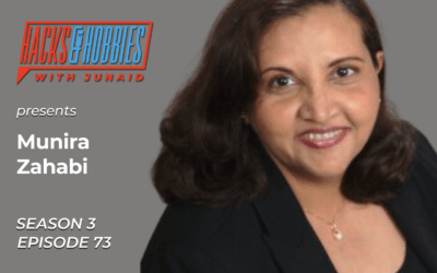 E373 – Munira Zahabi – How to Become a Top Niche Consultant In Your Field and Make a Difference in People's Lives