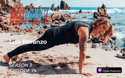 E374 – Lisa Peranzo – How To Prioritize Age-Defying Health & Fitness in Your Lives