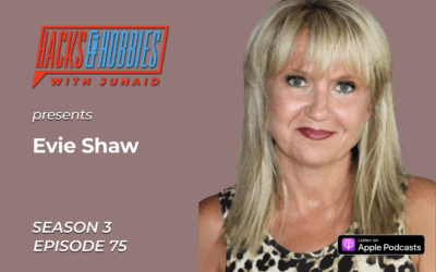 E375 – Evie Shaw – How To Pick Up the Pieces and Attain Clarity for your Goals with Gratitude