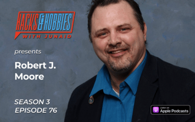 E376 – Robert Moore – How To Develop Empowering Mindset and Conquer the Mental Edge In Your Business