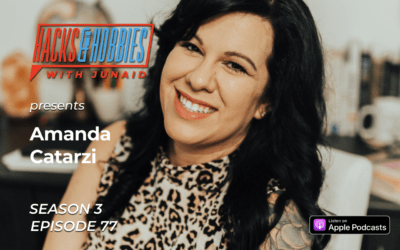 E377 – Amanda Catarzi – How to get your Message Heard and Liked in a Crowded Market