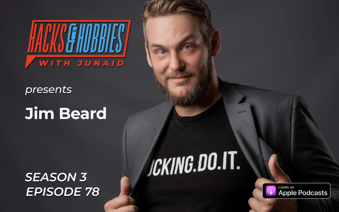 E378 – Jim Beard – How To Visualize Your Business Processes and Execute With Precision