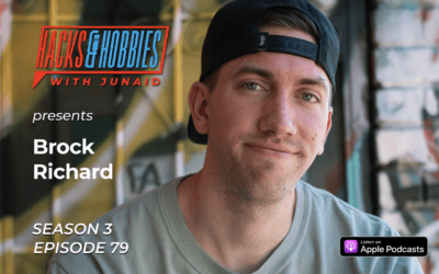 E379 – Brock Richard – How to pitch a perfect idea to the right prospect every time
