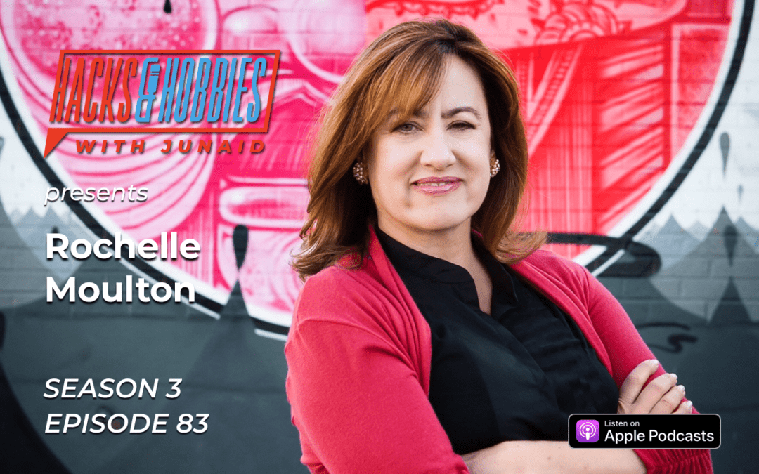 E383 – Rochelle Moulton – How to design a brand strategy that'll transform your business