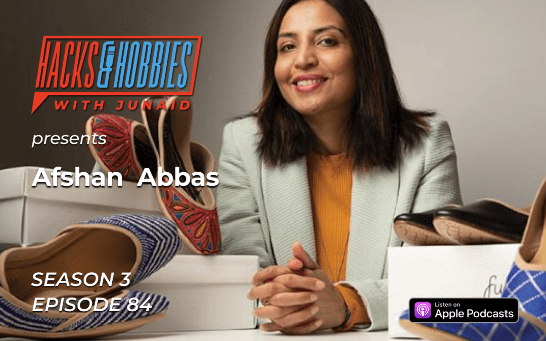 E384 – Afshan Abbas – How to Make a Difference Every Day and Grow Your Social Impact at the Same Time