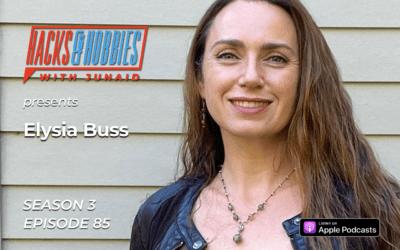 E385 – Elysia Buss – How To Grow Your Practice As A High-End Life Coach